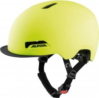 Fahrradhelm Alpina Brooklyn be visible matt Gr.52-57cm