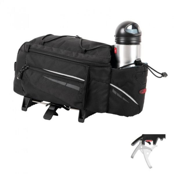 Gepäckträger-Tasche Norco Ohio Topkl. schwarz, 38x20x17cm, ca.825g 0248TS