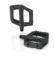 XLC Plattform-Pedal PD-M23 schwarz/schwarz