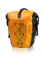 XLC Einzeltaschenset wasserdicht gelb 21x18x46cm