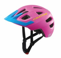 Fahrradhelm Cratoni Maxster Pro (Kid) Gr. XS/S (46-51cm) pink/blau matt