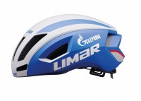 Fahrradhelm Limar Air Speed Gazprom Team Replica Gr.M (54-58cm)