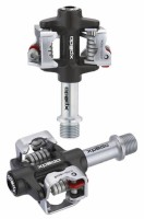 """Pedal Xpedo Clipless M-FORCE 4 CR schwarz/silber,9/16"""", XMF4AC"""