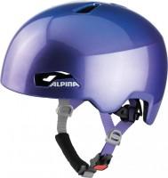 Fahrradhelm Alpina Hackney flip flop purpel Gr.51-56