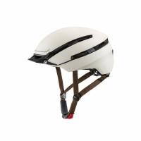 Fahrradhelm Cratoni C-Loom (City) Gr. S/M (53-58cm) creme gummiert