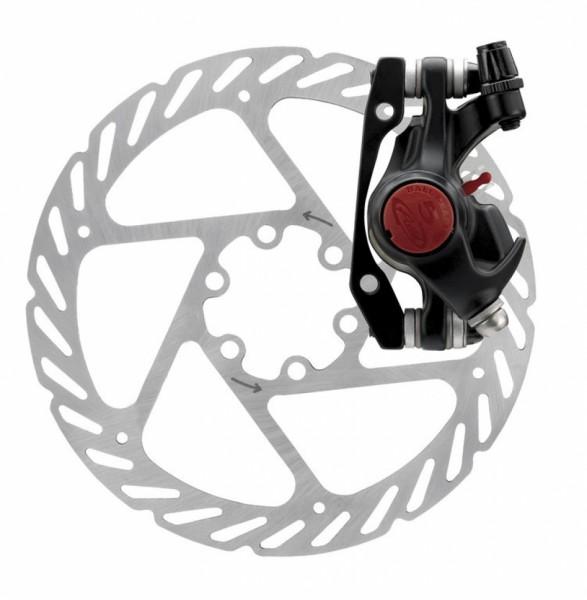 Scheibenbremse Avid BB5 MTB mechanisch schwarz