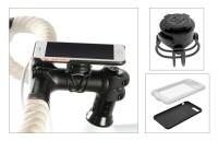 Smartphone-Halter Zefal Z Console full kit für iPhone 11