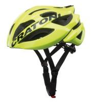 Fahrradhelm Cratoni C-Bolt (Road) Gr. L/XL (59-62cm) neongelb/sw glanz