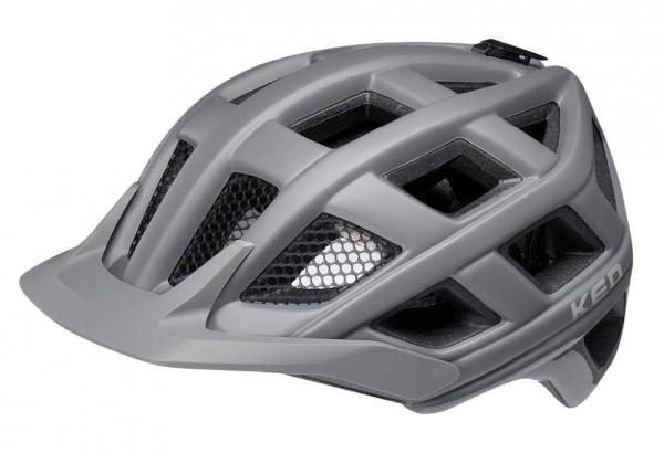 KED Fahrradhelm Crom (2021), dark grey matt, L 57-62 cm