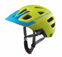 Fahrradhelm Cratoni Maxster Pro (Kid) Gr. XS/S (46-51cm) lime/blau matt
