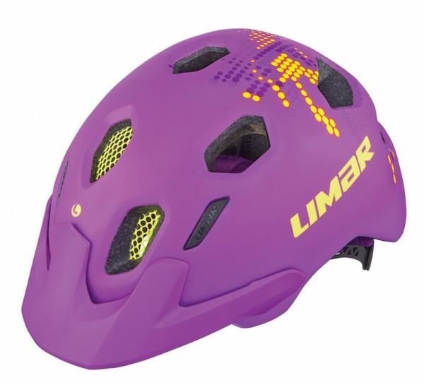 Fahrradhelm Limar Champ mattviolett Gr.M (52-58cm)