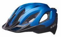 KED Fahrradhelm Spiri II (2020), Blue Black Matt - Größe: M 52-58 cm