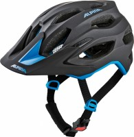 Fahrradhelm Alpina Carapax 2.0 black-blue Gr.52-57cm