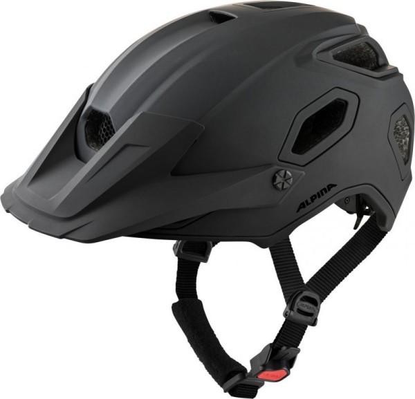 Fahrradhelm Alpina Comox black matt Gr.57-62cm