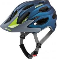 Fahrradhelm Alpina Carapax 2.0 darkblue-neon matt Gr.52-57cm