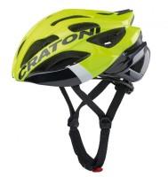 Fahrradhelm Cratoni C-Bolt (Road) Gr. L/XL (59-61cm) neongelb glanz