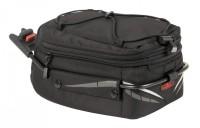 Sattel-Tasche Norco Ontario Active schwarz, 31x15x16cm, ca.485g 0231AS