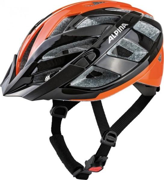 Fahrradhelm Alpina Panoma 2.0 black-orange Gr.52-57cm