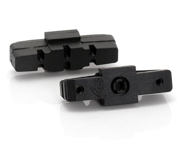 XLC Ersatzbremsgummi für Magura BS-X06 4er Set, 50mm, schwarz
