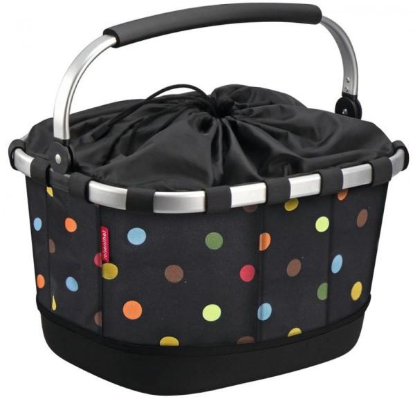 City-Tasche KLICKfix Carrybag GT dots, 42x33x28cm, für Racktime