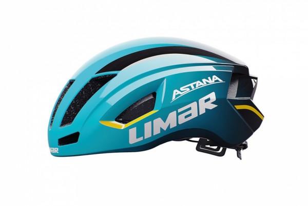 Fahrradhelm Limar Air Speed Astana Team Replica Gr.M (54-58cm)