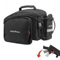 Gepäckträgertasche KLICKfix Rackpack 1+ sw. m Uniklip13-18 ltr, ca.1000g 0266UKB