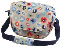 Schulter-Tasche KLICKfix Fun Bag millefleurs 25x19x8cm ohne Lenkeradapter