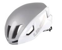 Fahrradhelm Limar Air Speed weiß/silber Gr.M (53-57cm)