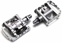 Shimano Pedale PD-M324, silber