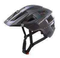 Fahrradhelm Cratoni AllSet (MTB) Gr. M/L (58-61cm) schwarz matt