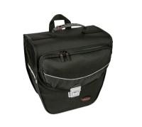 Einzeltasche Haberland Touring 6000 schwarz, 33x33x16cm, 16 ltr