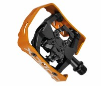 "Pedal Xpedo Clipless Milo schwarz/orange, 9/16"", XCF13AC"