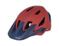 XLC Enduro Helm BH-C31 Gr. 54-58, rot/blau