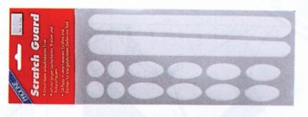 Scratch Guard Selbstklebenden Folie für Rahmen