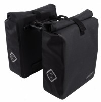 System Doppelpacktasche Atranvelo Travel 37x33x42cm, schwarz, inkl. AVS Adapter