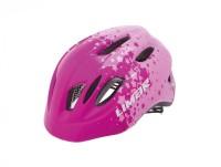 Fahrradhelm Limar Kid Pro S star pink Gr.S (46-52cm)