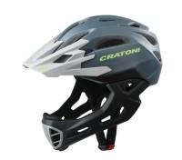 Fahrradhelm Cratoni C-Maniac (Freeride) Gr. M/L (54-58cm) anthrazit/schwarz matt