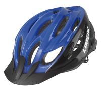 Fahrradhelm Limar Scrambler blau/schwarz Gr.L (57-61cm)