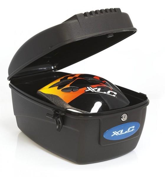XLC Cargo Box BA-B02 schwarz, Fahrradbox