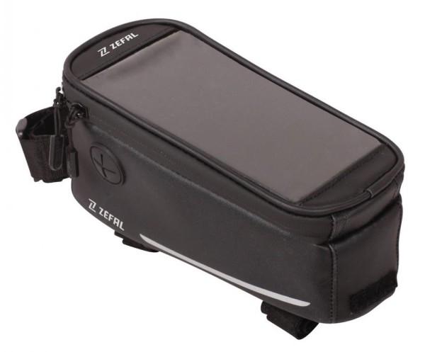 Oberrohrtasche Zéfal Console Pack T2 schwarz, 205x95x110mm, 1,2 ltr.
