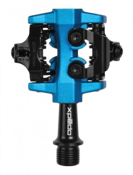 """Pedal Xpedo Clipless CXR schwarz/blau, 9/16"""" XMF10AC"""