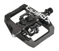 "Pedal Xpedo Clipless GFX schwarz, 9/16"", XGF04AC"