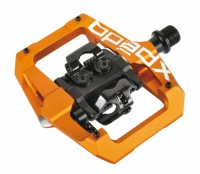 "Pedal Xpedo Clipless GFX orange, 9/16"", XGF04AC"