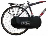 Schutztasche M-Wave schwarz, für Antriebseinheit
