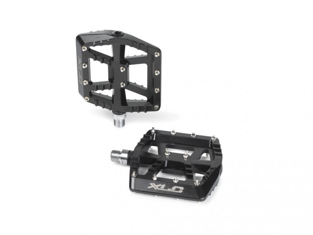 Fahrrad XLC Plattform-Pedal MTB PD-M23 weiß//schwarz