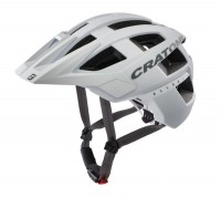 Fahrradhelm Cratoni AllSet (MTB) Gr. S/M (54-58cm) weiß matt