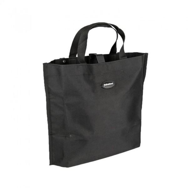 Einkaufstasche Haberland Extra Bag schwarz, 35x42x10cm, 12 ltr