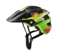 Fahrradhelm Cratoni AllSet (MTB) Gr. S/M (54-58cm) wild/grün matt