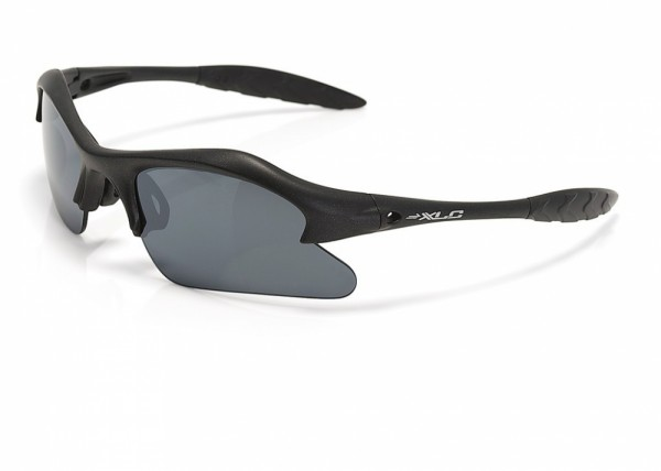 XLC Sonnenbrille Sychellen  SG-C01 Rahmen mattschwarz Gläser rauchfarbig