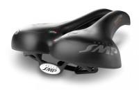 Sattel Selle SMP Martin Touring Med. Gel schwarz, Unisex, 255x218mm, 655g